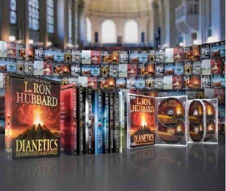 La Scientologie a-t-elle des Ecritures ?