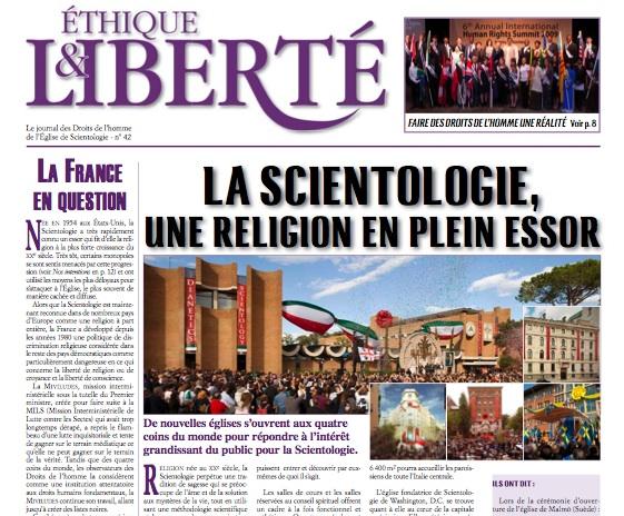 Un numéro spécial d'Ethique et Liberté