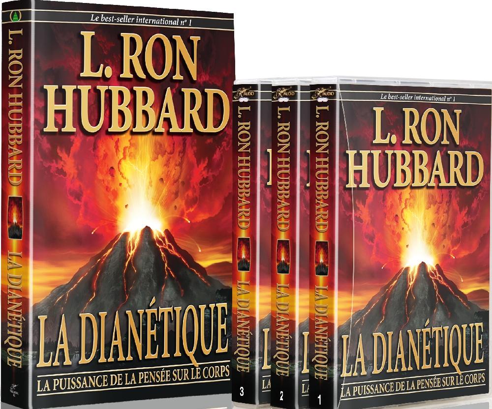 Les livres de Dianétique et de Scientologie en 50 langues