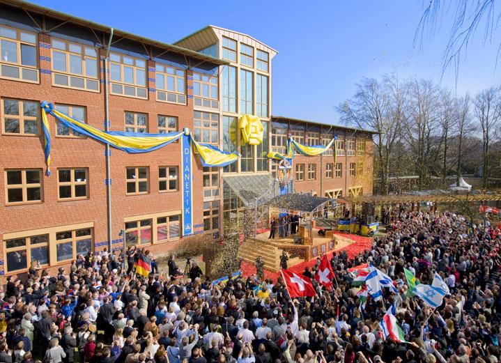 Une nouvelle Eglise de Scientologie inaugurée à Malmö (suède)