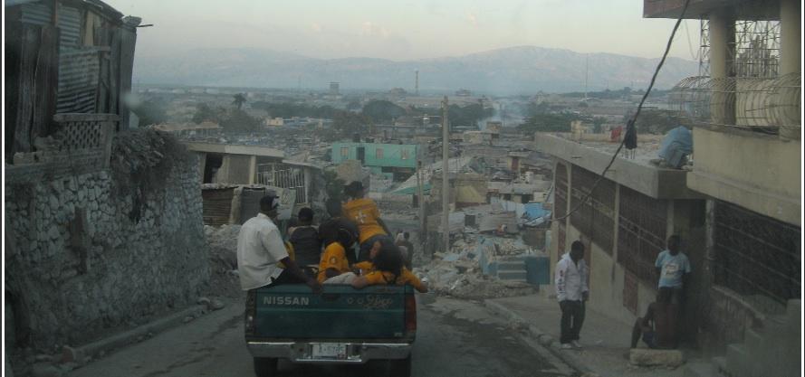 Le travail des scientologues bénévoles engagés à Haïti