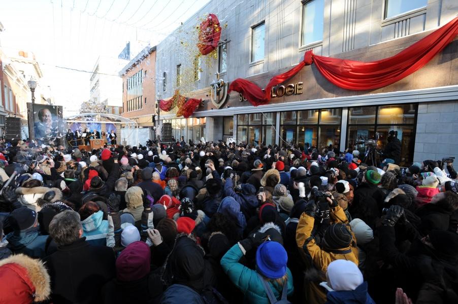 Une nouvelle Eglise de Scientologie ouvre à Québec