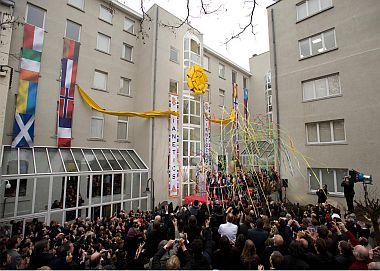 Ouverture d'une nouvelle Église de Scientologie à Bruxelles