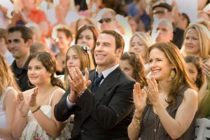 John Travolta inaugure une mission de Scientologie