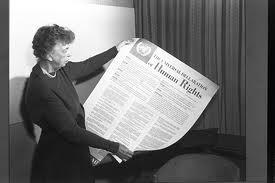 Anniversaire de la Déclaration Universelle des Droits de l'Homme