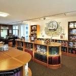La librairie de Dianétique et de Scientologie