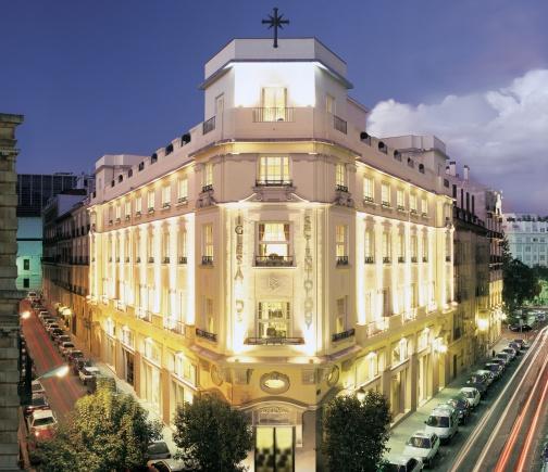 La nouvelle Eglise de Scientologie de Madrid