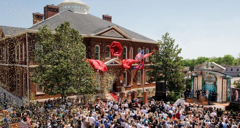 La nouvelle Eglise de Scientologie à Nashville