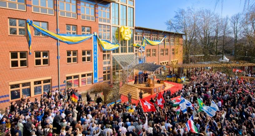 La nouvelle Eglise de Scientologie de Malmö