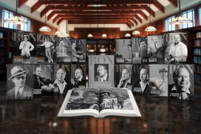 Le centenaire de Ron Hubbard