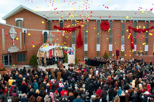 La nouvelle Eglise de Scientologie de Cincinnati