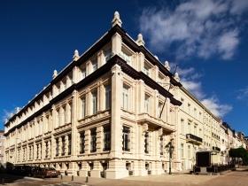 Inauguration du siège des églises de Scientologie pour l'Europe à Bruxelle