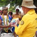 Limpopo, Afrique du Sud : les ministres volontaires de Scientologie rendent hommage au roi Mampuru II et à son rêve de liberté
