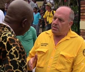 ministres volontaires Afrique du Sud