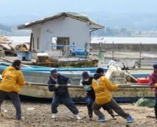 Trois ans après le tsunami japonais