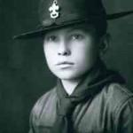 LRH, le plus jeune Eagle Scout de l'histoire
