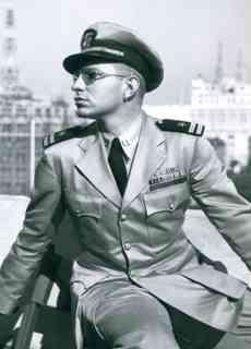 Lieutenant dans la marine des Etats-Unis