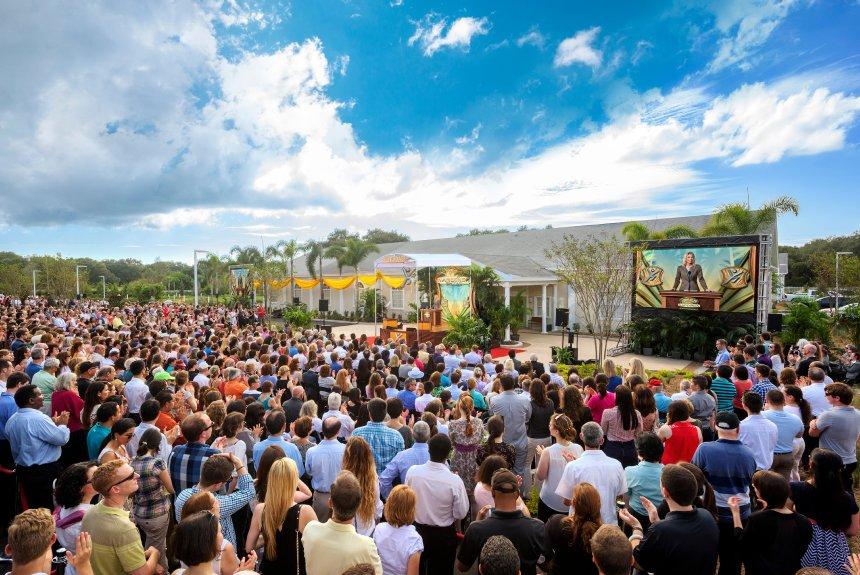 Floride: un nouveau centre «Narconon»