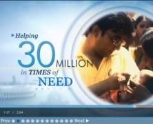 Annonce publicitaire de Scientologie lors des Grammy awards