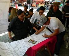 Mexique : les jeunes soutiennent les droits humains