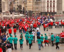 France-Suisse à Lille: un match pas si nul contre la drogue