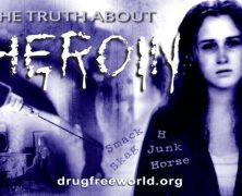 Recrudescence d'héroïne : la Fondation pour un monde sans drogue réagit