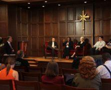 Journée internationale de la paix : débat sur la violence conjugale