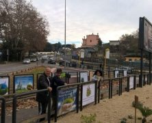 Chemin du Bonheur : Rendre la ville de Rome belle et propre