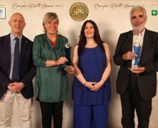 Milan : Remise de prix lors du gala annuel des droits de l'homme