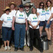 Alburquerque (Nouveau Méxique) : Lancement de la journée nationale de nettoyage