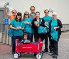 Sunland (Californie) : scientologues et résidents distribuent les livrets La vérité sur la drogue