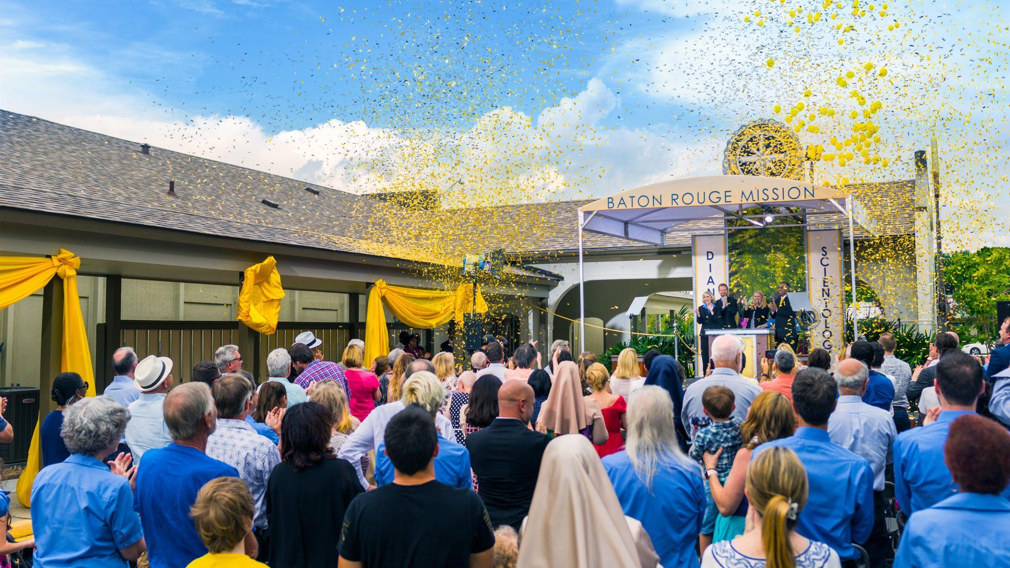 Louisiane : nouvelle Mission pour l'Eglise de Scientologie