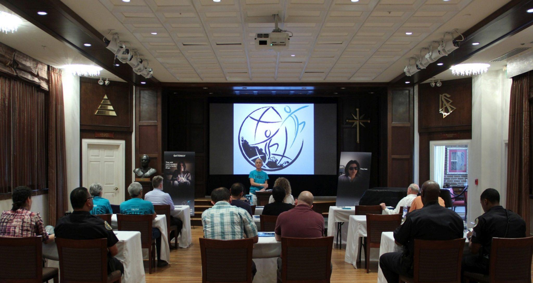 Tennessee :  action de sensibilisation des jeunes aux dangers des drogues