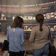 France – Exposition CCDH «Psychiatrie : la vérité sur les abus»