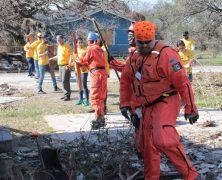 Texas: Les ministres bénévoles des Eglises de Scientologie agissent à Harvey