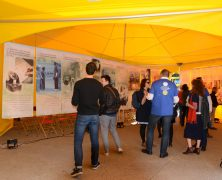 Paris : Exposition pour la paix et la tolérance