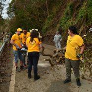 Les ministres bénévoles aident Porto Rico suite aux ouragans