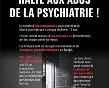 Centre psychiatrique Philippe Pinel : malades encore enchaînés