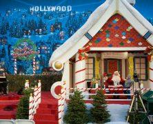 Hollywood : 35e année des arbres de Noël au Pays des Merveilles de l'hiver