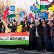 Hongrie : « Nous voulons la liberté religieuse! »