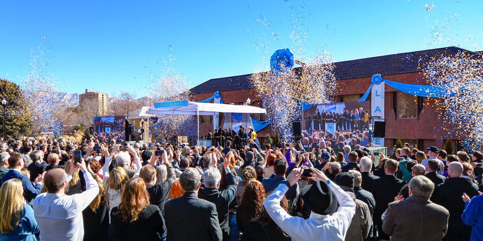 Salt Lake City accueille la première Eglise de Scientologie idéale de l'Utah
