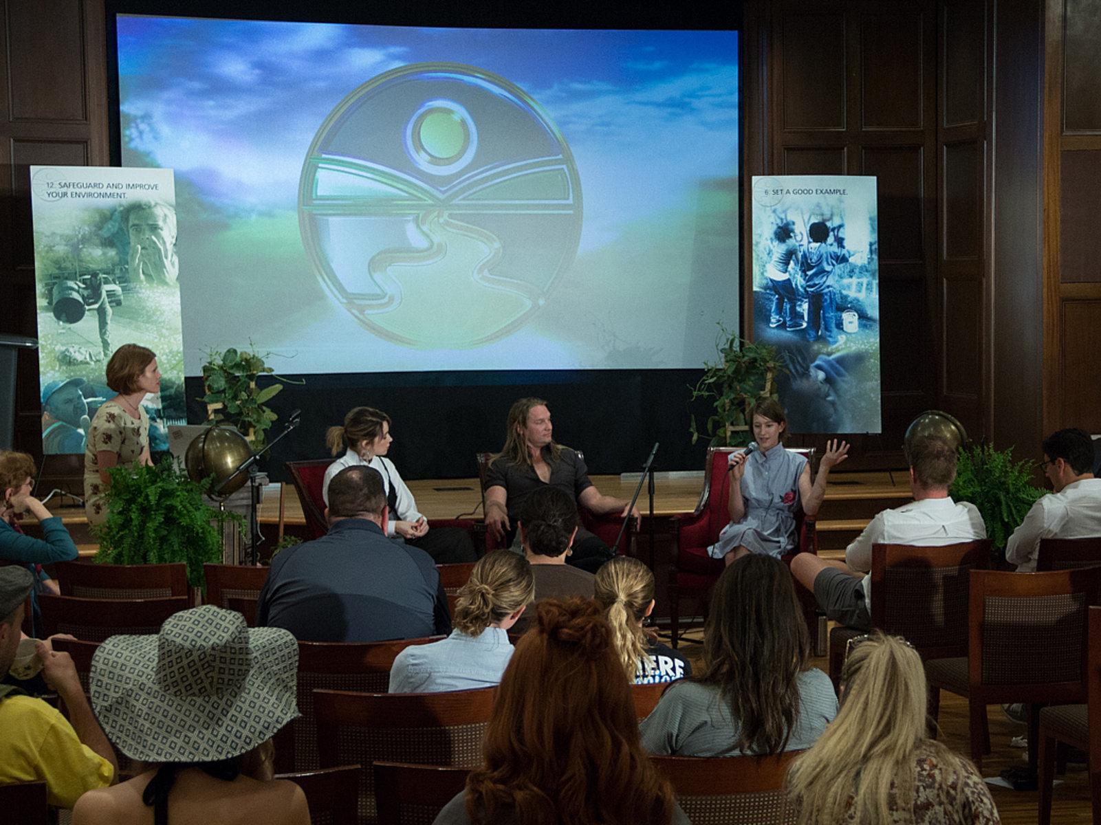 L'Église de Scientologie présente les bonnes pratiques pour un développement durable