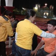 Guatemala: Les ministres volontaires apportent de l'aide aux victimes du volcan