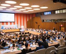 15e Sommet International pour les droits de l'Homme à New York