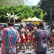 Célébration de la Journée nationale du respect des aborigènes en Australie