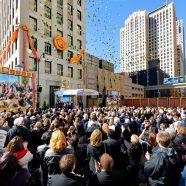 Ville de Détroit : La nouvelle Eglise de scientologie au centre-ville