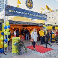 Stockholm : l'aide inconditionnelle des ministres bénévoles de Scientologie