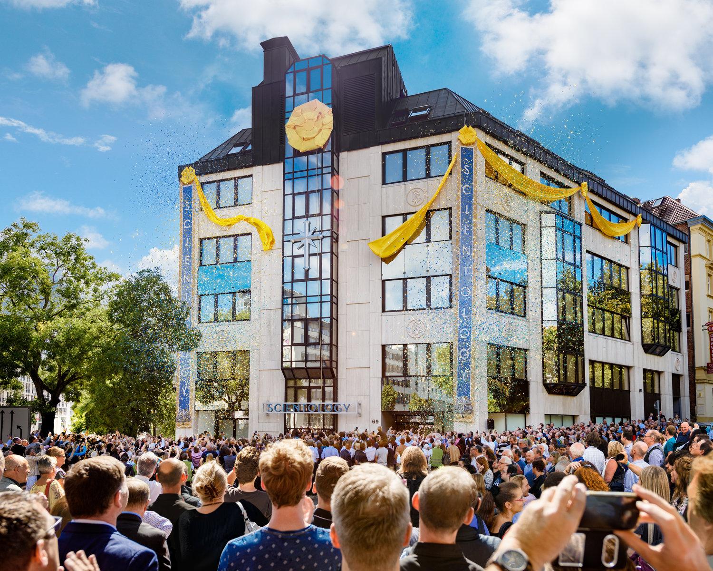 La Scientologie de Stuttgart passe à la vitesse supérieure