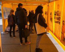 Beaubourg : les ministres bénévoles font connaître les solutions pour une société moins stressée