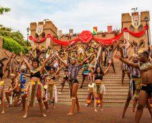 Un vent de changement : la Scientologie prend vie au château de Kyalami en Afrique